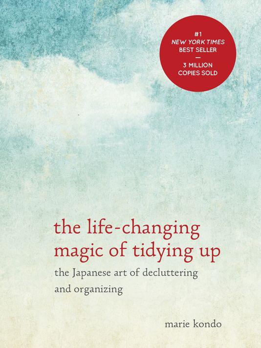MarieKondo-The Life-Changing Magic Of Tidyng Up